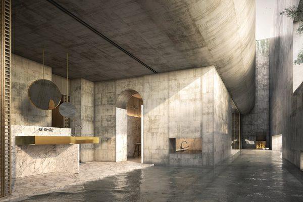 Copy of Dornbracht-Vaia-Platinum-Matte-Bathroom-1